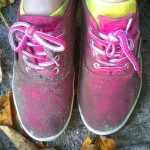 die waren mal pink oder