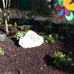 Gartenreparaturtag