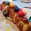 Osterfrühstück bei den Glühwürmchen
