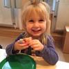Hannalie ist 3 Jahre! Herzlichen Glückwunsch!